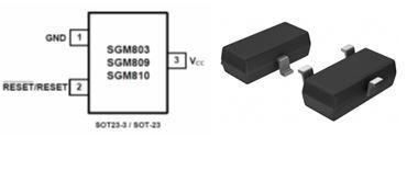 高品質類比 IC - SGM803/SGM809/SGM810