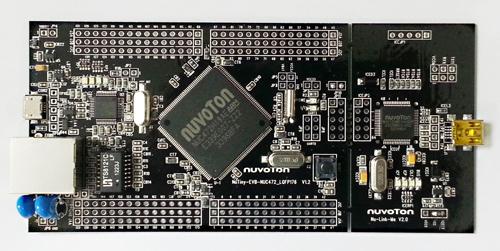 NuTiny-SDK-NUC472