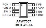 APW7307AZI-TRG