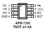 APW7308AZI-TRG