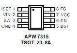 APW7315AZI-TRG