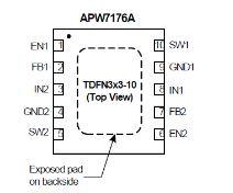 APW7176AQBI-TRG