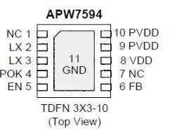 APW7594QBI-TRG