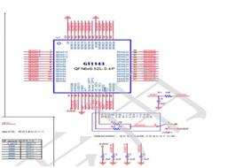 手机触控IC-GT1143/1133