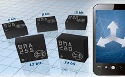 BMA222E, BMA250E Accelerometer