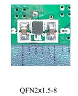 High Efficiency 3MHz, 0.6A Inductor Built-in Synchronous Step Down Regulator