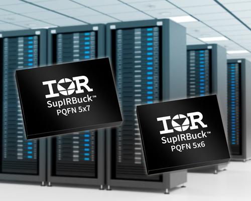 英飛凌PMBus SupIRBuck 穩壓器系列產品具備 I2C/PMBus 介面,可縮減設計與測試時間,大幅縮短產品上市時程。適用於資料中心、網路儲存、無線基礎設備、大規模運算或工業自動化等應用。