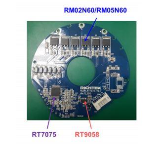 RT7100/RT7075/RT7024GS/RT8409GS/RT9058/RM02N60/RM05N60
