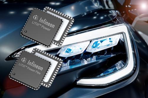 英飛凌新款 LITIX™ Power Flex 系列和 LITIX™ Power 系列驅動器