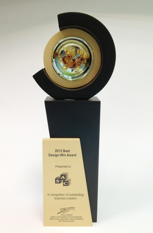 2012 Best Design-Win Award