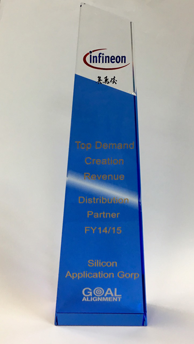 TOP Demand Creation Revenue Distribution Partner FY14/15