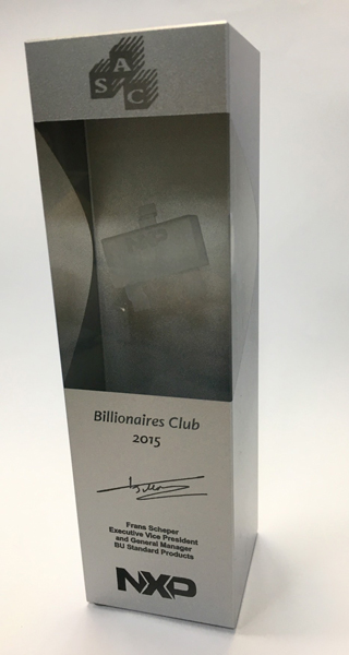 Billionaires Club 2015
