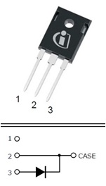 650V thinQ!™ SiC Diodes Generation 5