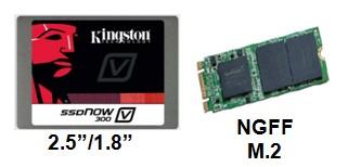 SSD NGFF-2280 SATA3
