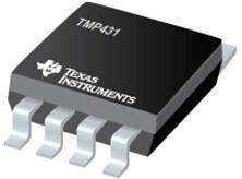 TI TMP431 SENSOR