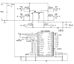 TI Green Phase-Shifted Full-Bridge Controller_ UCC28950