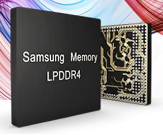 Samsung LP DDR4