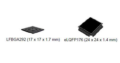 車用32位元單晶片微控制器產品