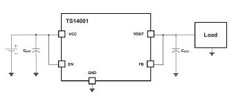 Ultra-Low-Power Linear Regulator