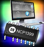 ON Current Mode Resonant Controller with Integrated High Voltage Drivers, High Performance