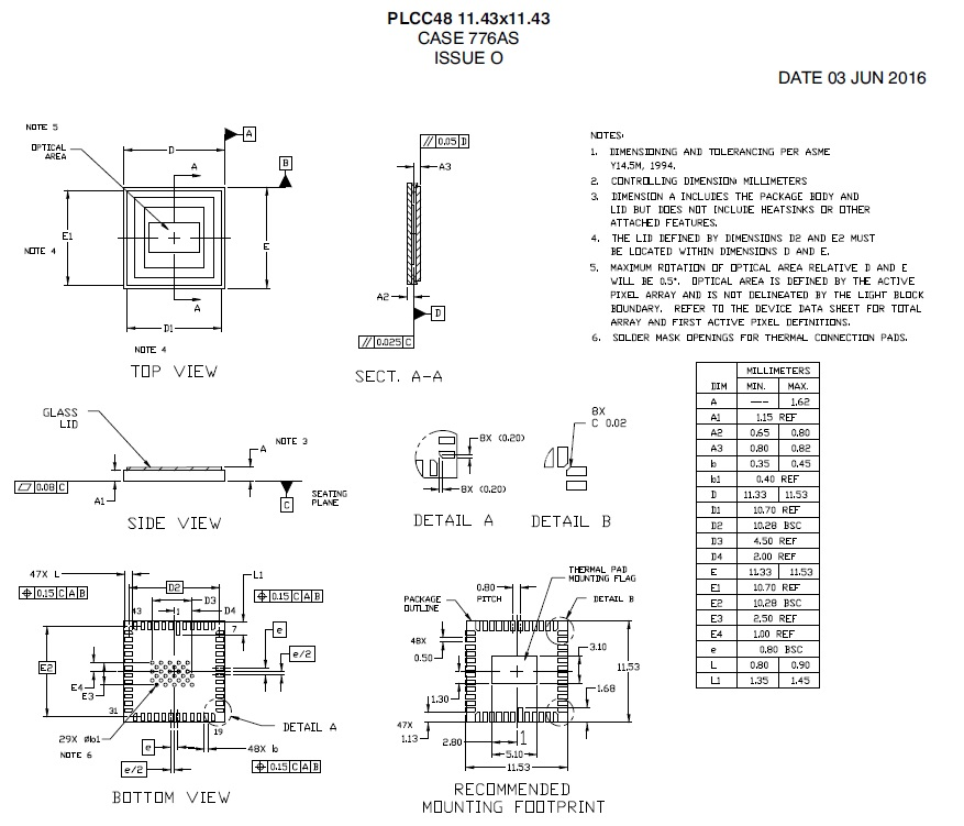 AR0238: 1/2.7-Inch 2.1 Mp/Full HD Digital Image Sensor