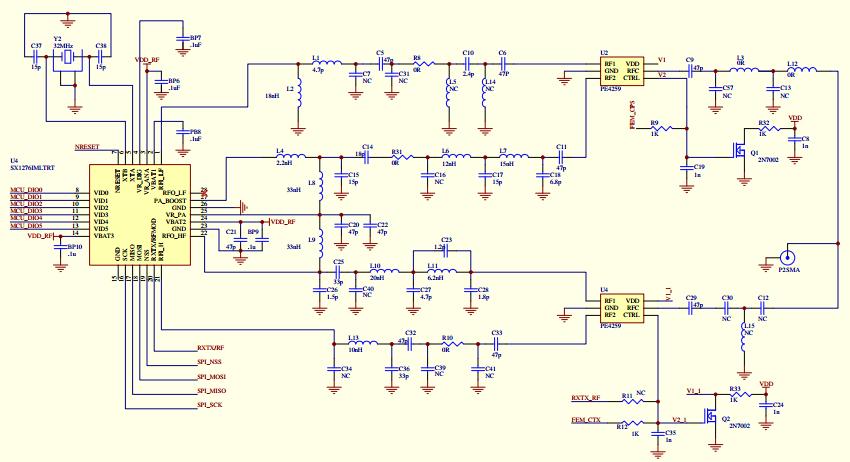 【系统功能】 提供一 SPI接口让用户将数据及控制信号与 Semtech SX1276沟通后送置天线后发送LoRa信号至远程。 【方案特性】 LoRa技术具超长距离,低成本 : 因其Sensitivity 可达-148dB, 此点可以让传感器部件的范围大幅增加。 此点可减少repeater 用量节省成本。另可延长使用时间 : 由于待机电流低至2.