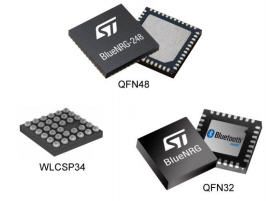 Bluetooth® low energy wireless system-on-chip