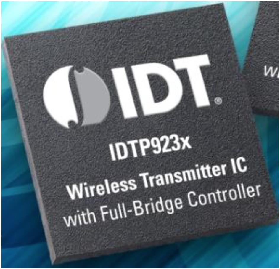 IDT Wireless Power Transmitter