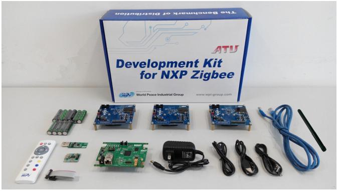 NXP JN516x 的 Zigbee 開發套件