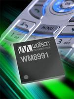 Wolfson WM8991