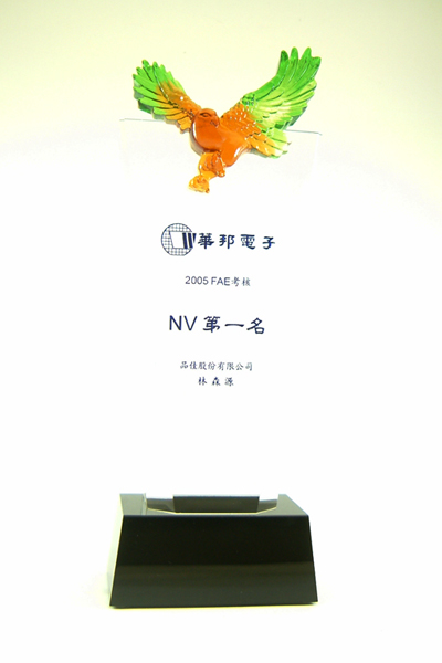 2005 FAE考核-NV第一名
