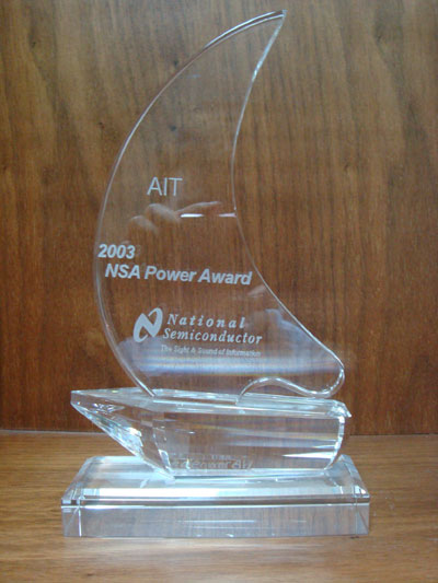 2003 NSA Power Award