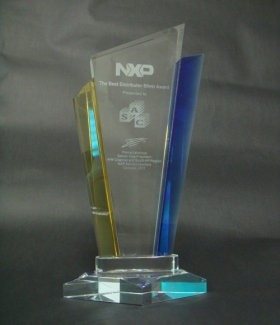 The Best Distributor Silver Award