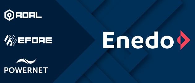 Enedo Efore ROAL Electronics Logo