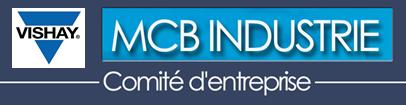 MCB Vishay Logo