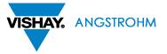 ANGSTROHM VISHAY Logo