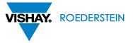 ROEDERSTEIN VISHAY Logo
