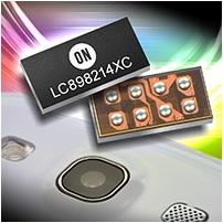 LC898214XC 智慧手機拍照模組用自動對焦控制IC