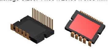 3-Phase Inverter Automotive Power Module