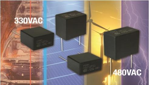 Vishay - F339X1 480VAC Interference Suppression Film Capacitor