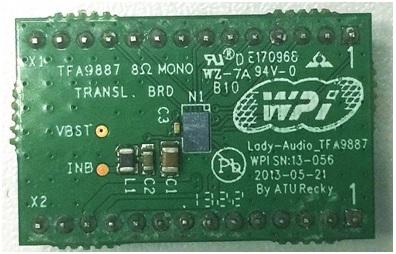 WPIg_Smart Audio_NXP_TFA9897_EVM