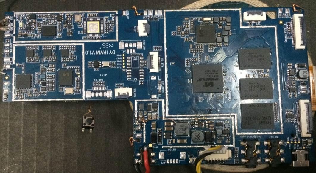 WPIg-Automotive-Spreadtrum-SC5735-EVM