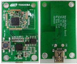 WPI-WEARALE-WECHAT-BLE-Toshiba-TC35667