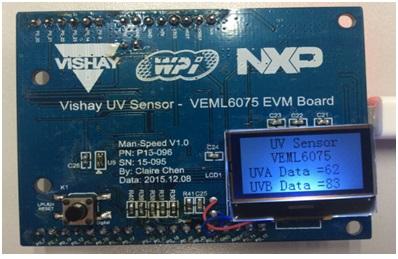 WPI-SMART-HOME-UV-SENSOR-EVM