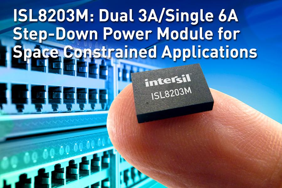 WPI-POWER-INTERSIL-ISL8203M