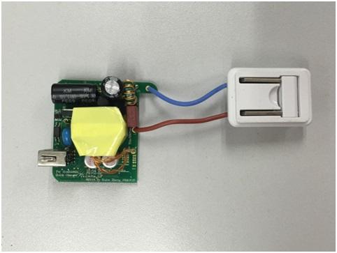 WPI-POWER-FAIRCHILD-FAN6100Q-Adaptor-photo-top