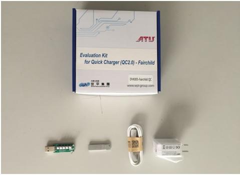 WPI-POWER-FAIRCHILD-FAN6100Q-QC2.0-EvaluationKit
