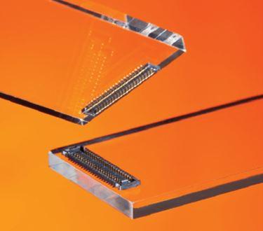 Molex - SlimStack™ 0.4 mm pitch 表面貼焊板對板連接器