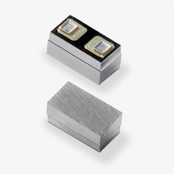 LITTELFUSE - SP1020 Series 20pF 30kV Bidirectional Discrete TVS (01005 package size)