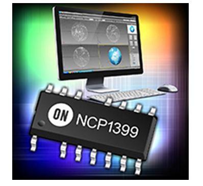 整合高压驱动器的电流模式谐振控制器 NCP1399
